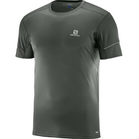 Salomon Agile SS Tee Men urban chic
